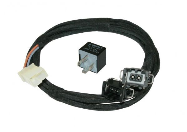 36599 - Kabelbaum Kabelsatz Nebelscheinwerfer NSW + Relais für VW Golf 2