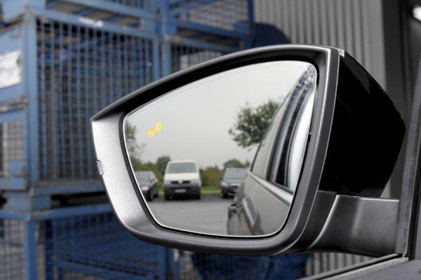 41950 - Spurwechselassistent Blind Spot-Sensor inkl. Ausparkassistent für Skoda Kodiaq NS7