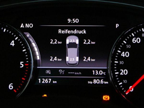 38065 - Reifendruckkontrollsystem (RDK) für VW Touareg 7P