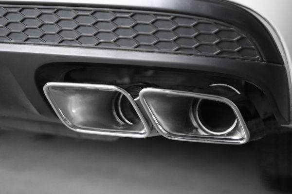 41517 - Einbaukit SQ7 Auspuffanlage für Audi Q7 4M mit Auspuffblenden