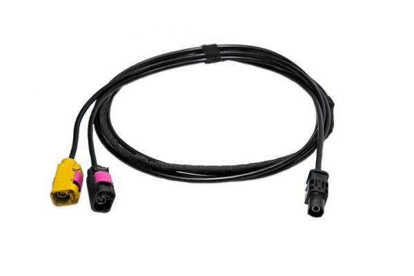 37806 - Antennenadapter Audio 20 auf NTG1 für Mercedes