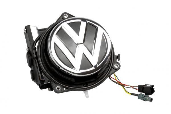 34600 - Komplett-Set Rückfahrkamera für VW Golf 6 Cabrio RNS 510 / RNS 315