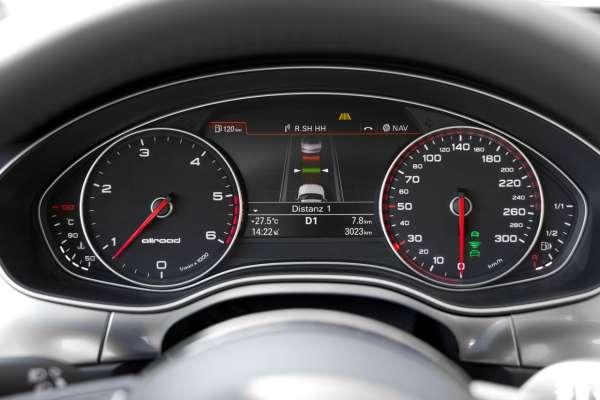 40521 - Adaptive cruise control (ACC) für Audi A6, A7 4G