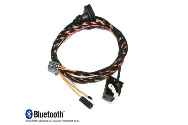 36032 - Kabelsatz Handyvorbereitung BT Audi A4 8K, A5 8T MMI Nur Bluetooth
