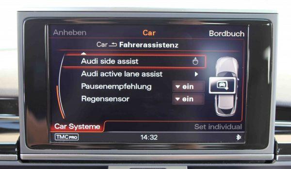 40520 - Spurwechselassistent (Audi side assist) für Audi A6 4G
