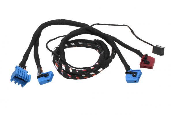 33817 - Kabelsatz Nachrüstung TV-Digital, Analog für BMW 5er E39, 3er E46