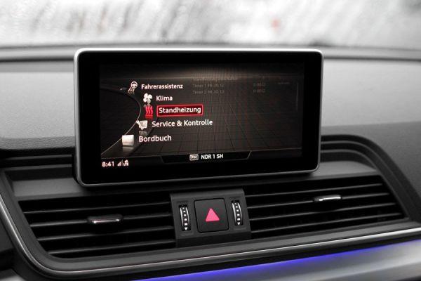 41735 - Nachrüst-Set Standheizung für Audi Q5 FY 3.0 TDI
