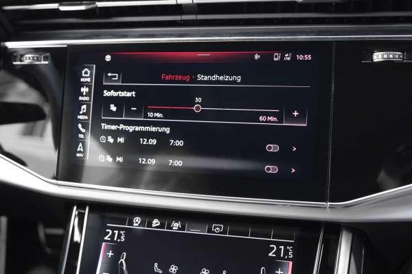 43700 - Standheizung für Audi Q8 4M