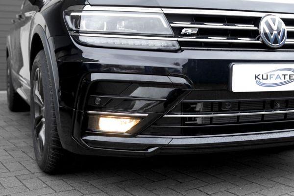 42825 - Nachrüst-Set Nebelscheinwerfer (NSW) für VW Tiguan Allspace BW2 MIT Auto-Licht Assistent