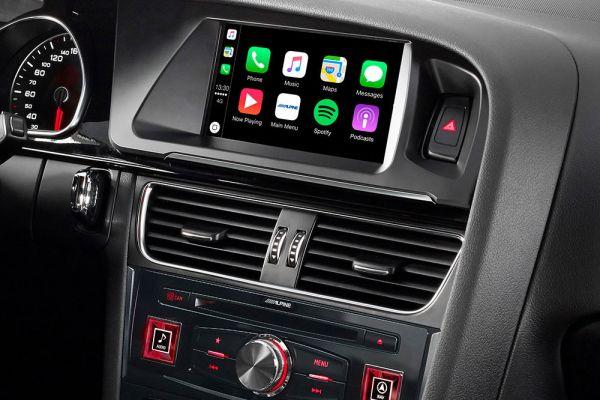41341 - Navigationssystem Premium-Infotainment für Audi A4, A5