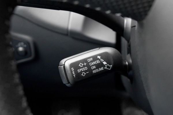 GRA (Tempomat) Komplett-Set für Audi A5 8T Ja