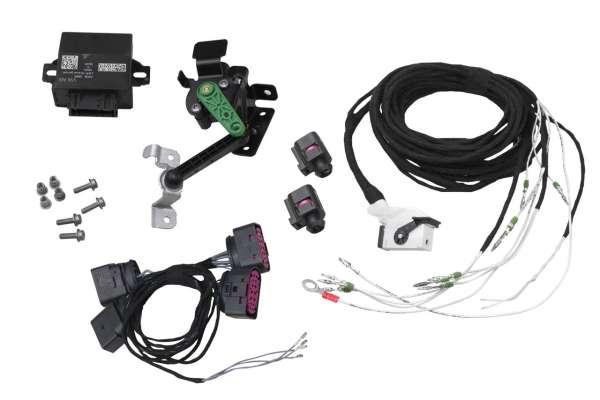 38566 - aLWR Komplett-Set für VW Touran GP 2011 - ohne elektr. Dämpferregelung