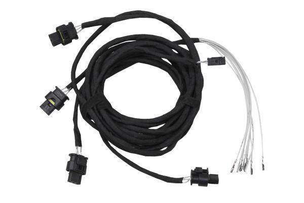 41284 - Kabelsatz PDC Sensoren Frontstoßstange für Audi MLB