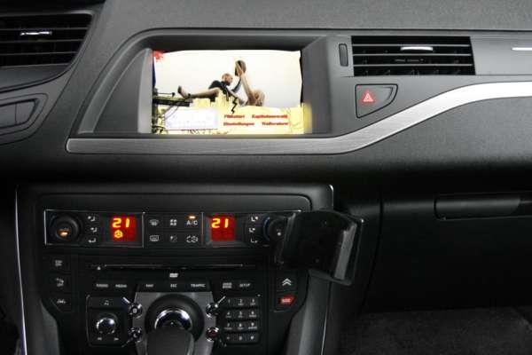 38793 - Video-, TV-Freischaltung für Citroen C5 III