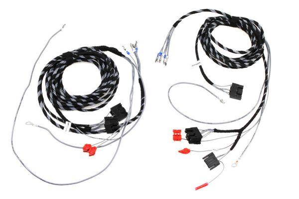 30092 - Kabelsatzkombination Fensterheber hinten für Audi A4 B5