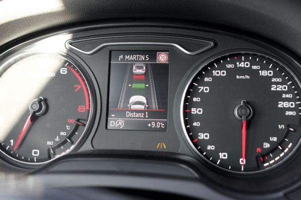 40864 - Automatische Distanzregelung (ACC) für Audi A3 8V