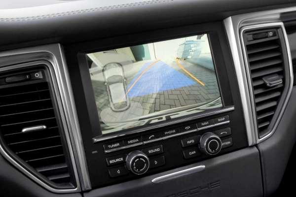 43110 - Komplett-Set Rückfahrkamera für Porsche Macan 95B Navigationsystem PCM 4.0