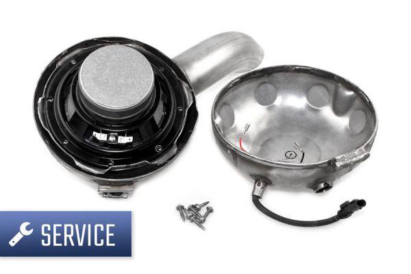 41639 - Sound Booster Reparaturservice