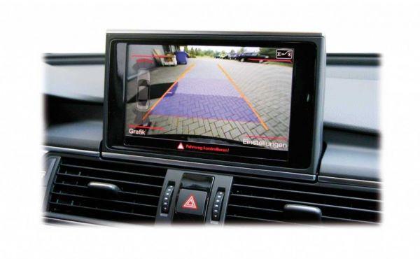 Kabelsatz APS Advance Rückfahrkamera für Audi A6 4G / A7 4G Bis Modelljahr 2014