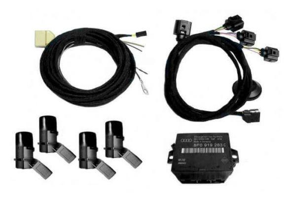 36385 - Komplett-Set Audi Parking System APS für Audi A4 Cabrio