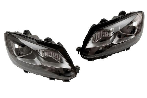 38552 - Bi-Xenon Scheinwerfer Set LED TFL für VW Touran 2011