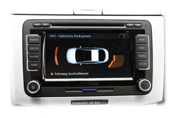 36557 - Nachrüst Set OPS - Optisches Parksystem VW Eos