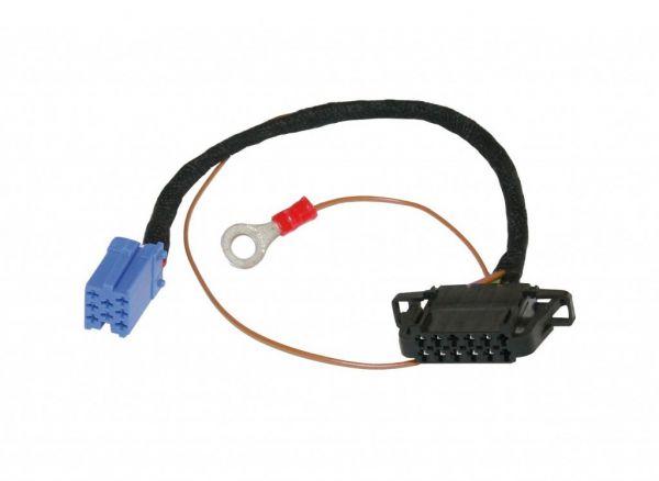 36375 - CD-Wechsler Adapter Mini ISO für Audi / VW