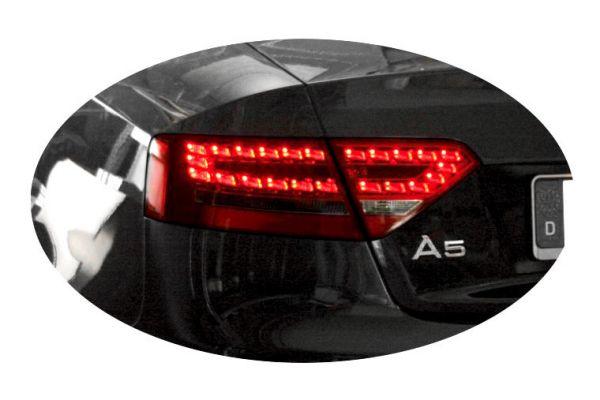 36781 - Komplett-Set LED Heckleuchten für Audi A5 / S5