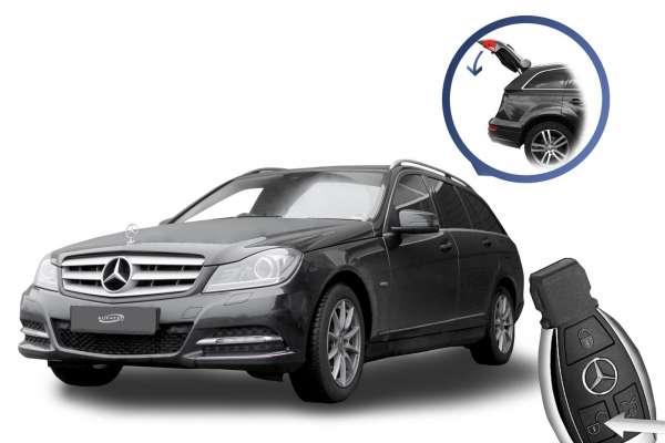 38504 - Komfort Heckklappenmodul für Mercedes-Benz C-Klasse W204