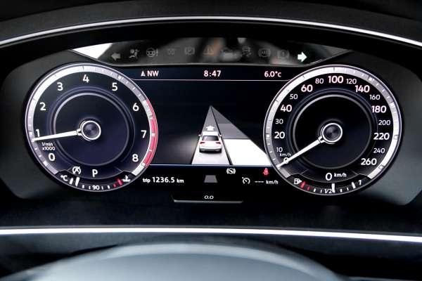 41543 - Komplett-Set Parklenkassistent PLA für VW Tiguan AD1 Einparkhilfe vorhanden