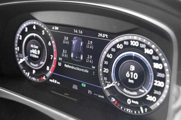 42895 - Reifendruck-Kontrollsystem (RDK) für VW Tiguan AD1