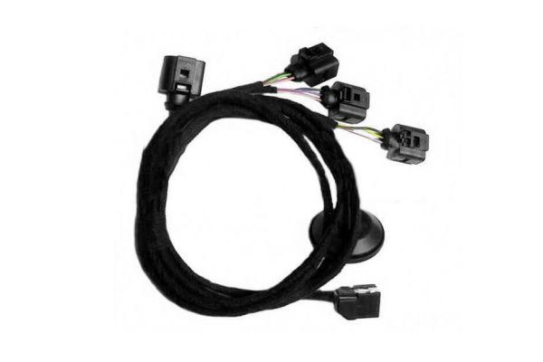 35619 - Kabelsatz Park Pilot Sensoren Heck für VW Passat 3C ohne OPS Funktion