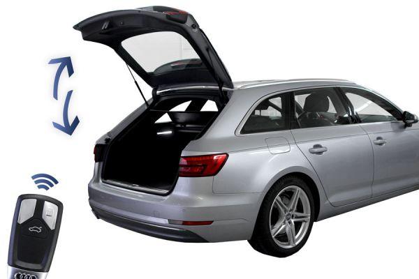 41620 - Nachrüst-Set elektrische Heckklappe für Audi A4 8W Avant
