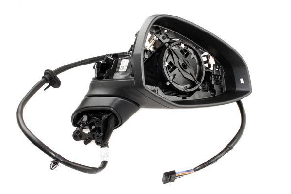 41825 - Komplettset anklappbare Außenspiegel für Audi A4 8W