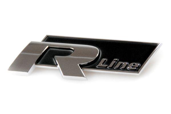 38528 - Volkswagen Schriftzug - R-line