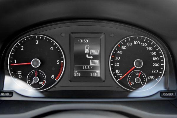 Komplett-Set Parklenkassistent PLA für VW Caddy SA Caddy SA - Frontantrieb