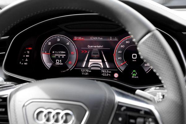 42590 - Kreuzungsassistent für Audi A7 4K