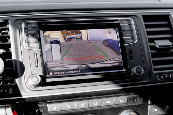 41588 - Komplettset Rückfahrkamera für VW T6 SG
