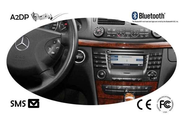 37564 - FISCON Freisprecheinrichtung Pro für Mercedes-Benz