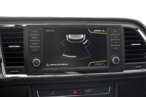 42530 - Komplett-Set Einparkilfe hinten OPS für Seat Ateca KH7