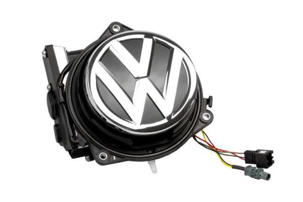 Complete set rear view camera for VW Golf 7 (VII)