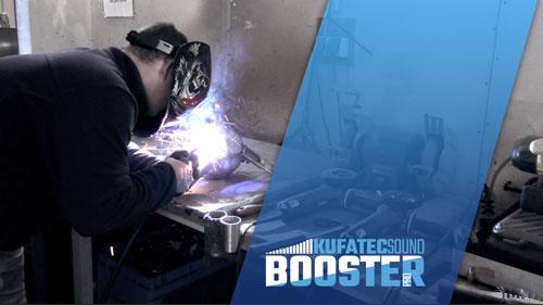 41315 - Komplettset Active Sound inkl. Sound Booster für BMW X1 E84