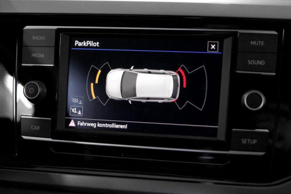 42060 - Komplett-Set Park Pilot Front + Heck für VW Polo AW1