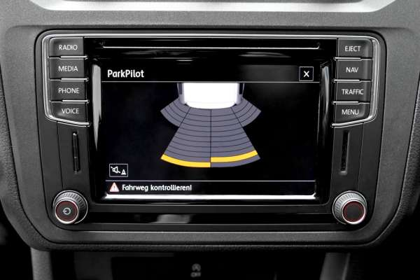 41476 - Komplett-Set Park Pilot - Heck für VW Caddy SA
