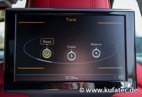 40215 - Kabelsatz Rear Seat Entertainment System für Audi A8 4H