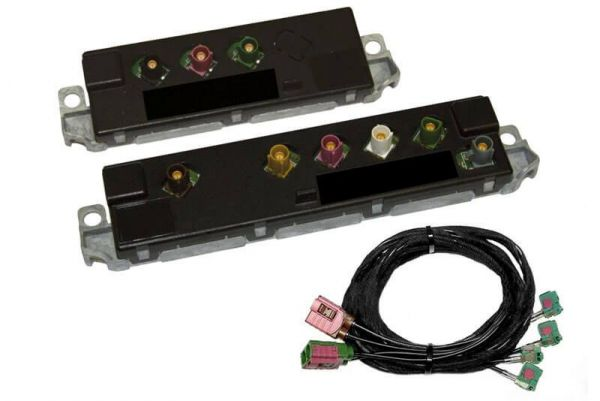 35572 - Nachrüst-Set TV-Antennenmodule für Audi A5 8T MMI 2G