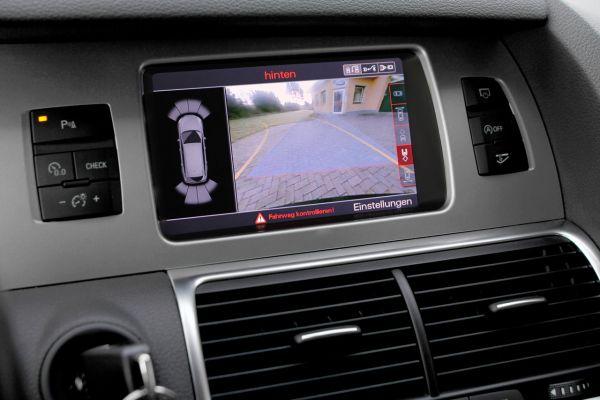 37169 - APS Advance - Rückfahrkamera für Audi Q7 4L MMI 3G