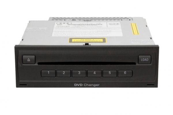 37814 - DVD-Wechsler Komplett-Set für Audi A8 4H Nein
