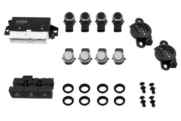42070 - Komplett-Set APS+ (optische Anzeige MMI) Front und Heck für Seat Ibiza KJ