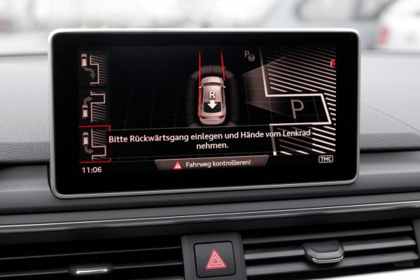 43230 - Komplett-Set Parklenkassistent für Audi Q5 FY Einparkhilfe vorne + hinten vorhanden
